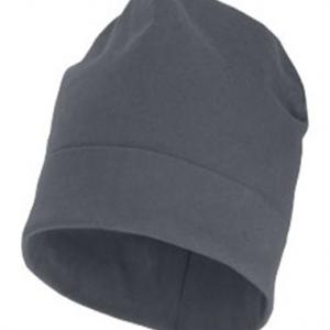 Bonnet gris personnalisable