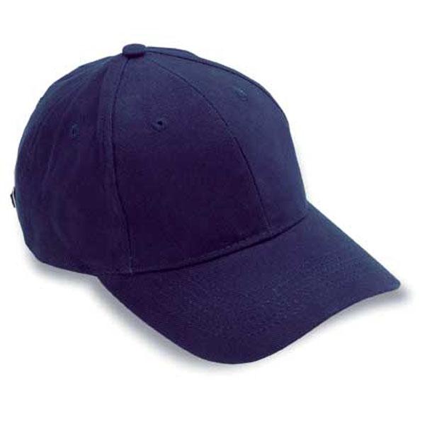 Casquette bleue personnalisable