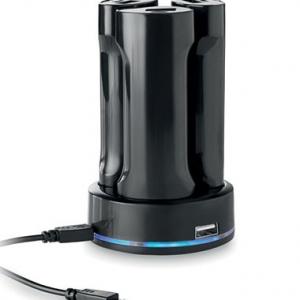 Powerbank avec trois batteries externes