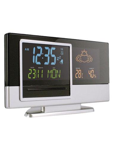 Station météo avec humidimètre thermomètre