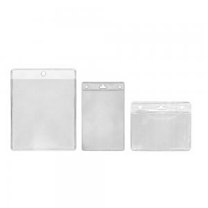 Porte badge pvc personnalisable